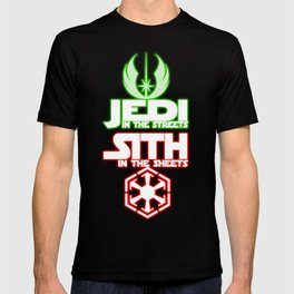 Jedi In The Streets T-shirt