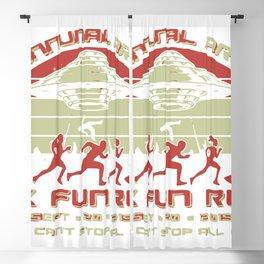 1st Annual Area 51 5K Fun Run Blackout Curtain