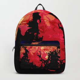 Halloween Night for the Fish Backpack