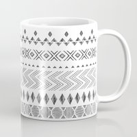 nordic Mugs featuring NORDIC by Annet Weelink Design