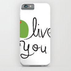 Olive You. iPhone 6s Slim Case