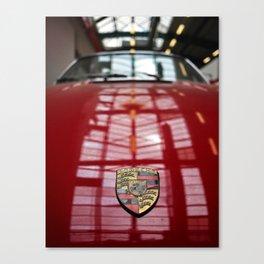 Porsche 911 / I Canvas Print