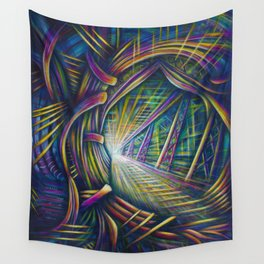 Bright Future Wall Tapestry
