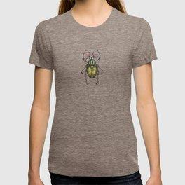 Scarabee rose T-shirt