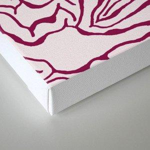 Cabbage Core Canvas Print