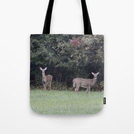 3 Deer Tote Bag