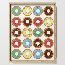 Donuts!! Serving Tray