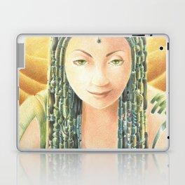 Portrait in the Desert Laptop & iPad Skin