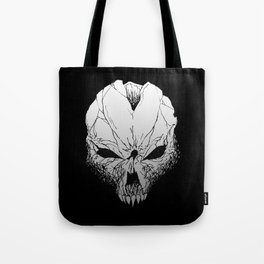 Skull. Just skull.  Tote Bag
