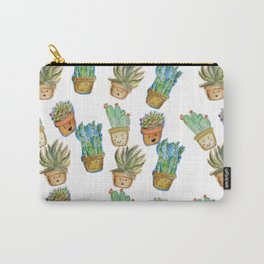 Planty Plants Carry-All Pouch