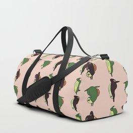 Handstand Avocado Duffle Bag