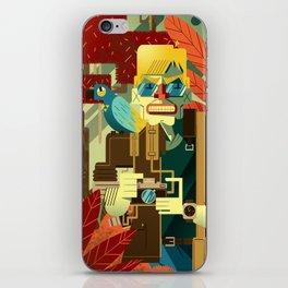Frank Cappa iPhone Skin