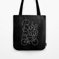 Bikeride Tote Bag