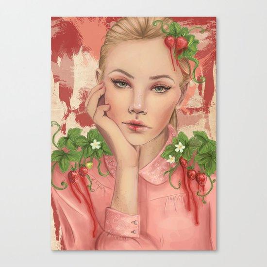 Astrella Canvas Print