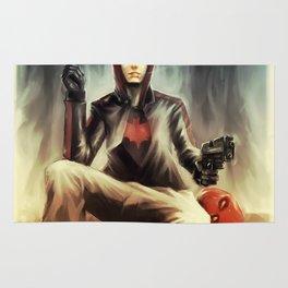 Red Hood - Jason Todd Rug
