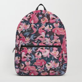 Mini Mermaid Mischief Backpack