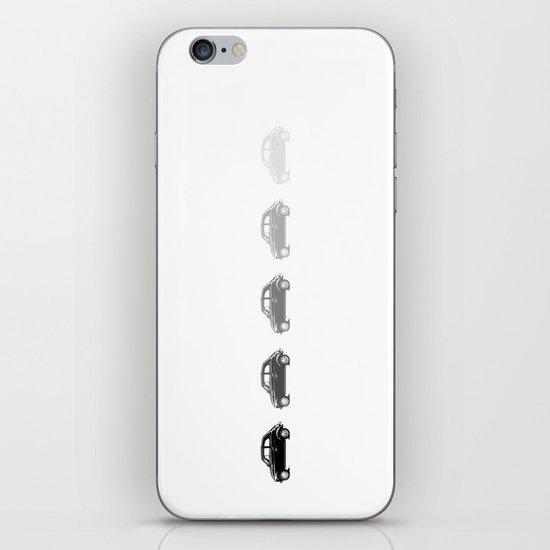 car 5oo iPhone & iPod Skin