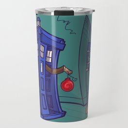 Cindy Lou WHO Travel Mug