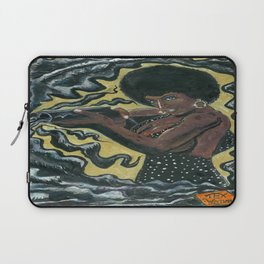Bad Girls of Motion Pictures #2 - Coffy Laptop Sleeve