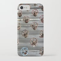 industrial iPhone & iPod Cases featuring Industrial by Avigur