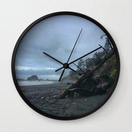 Olympic Coast Wall Clock