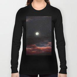 Dawn's moon Long Sleeve T-shirt