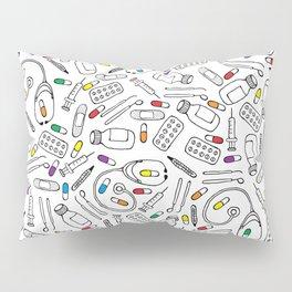 Hospital Pattern Pillow Sham