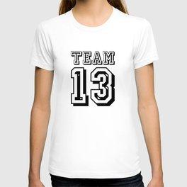 TEAM 13 T-shirt