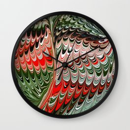 Hollyberry Wall Clock