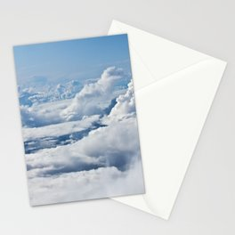Arctic Clouds Stationery Cards