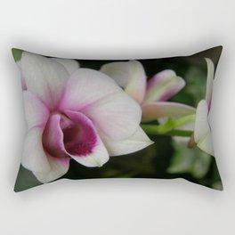 Orchids #2 Rectangular Pillow