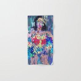Superhero Type Art Comics Woman Hand & Bath Towel