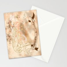 WINDS OF CHANGE. Stationery Cards