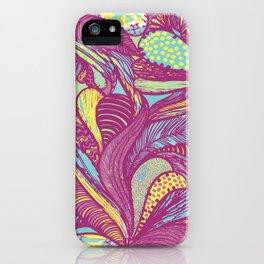 Rainforest Rhapsody iPhone Case