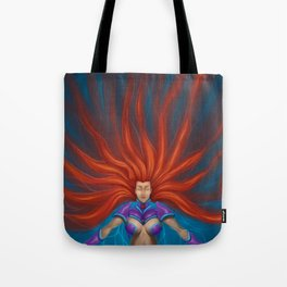 Starfire Tote Bag