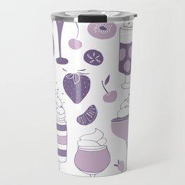 Jell-o Desserts Travel Mug