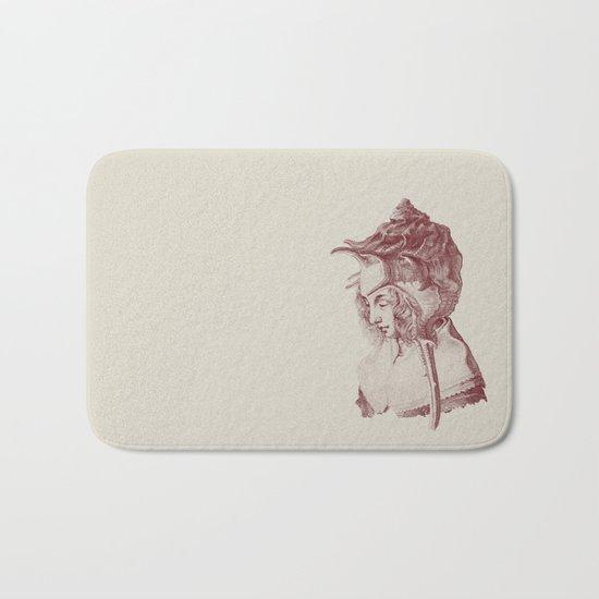 Haute Coiffure  /#7 Bath Mat