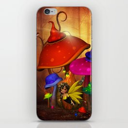 Fairy Forest iPhone Skin