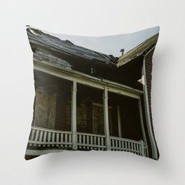 Do you recall the life we once shared here? Throw Pillow