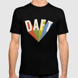 Letters : Daft T-shirt