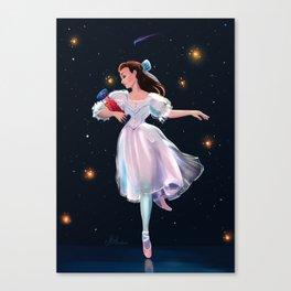 Midnight Dance Canvas Print