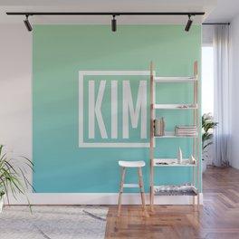 KIM Wall Mural
