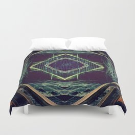 The Matrix Duvet Cover