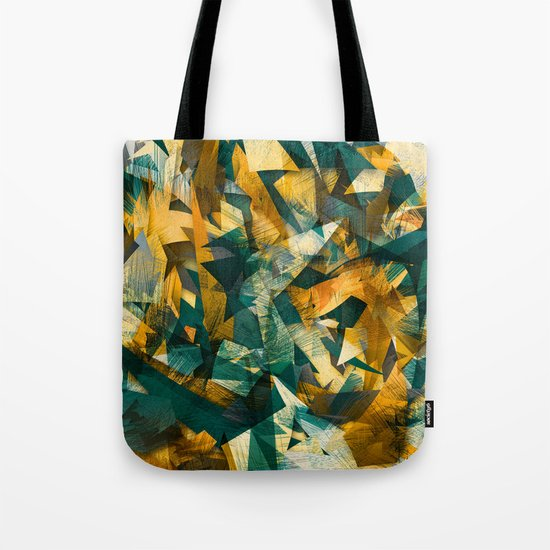 Raw Texture Tote Bag
