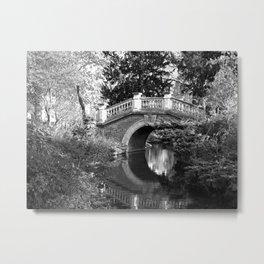 Le Petit Pont Metal Print