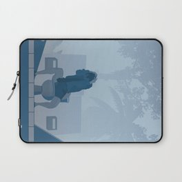Jurassic Park poster - feat. Donald Gennaro Laptop Sleeve