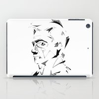 dc iPad Cases featuring DC by CHAN CHAK MAN, CK