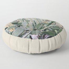 Cacti Heaven Floor Pillow