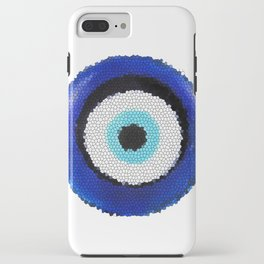 Blue eye Luck iPhone Case