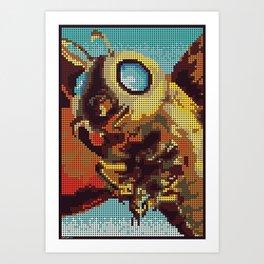 Flying Monstrosity Of 1961 Art Print